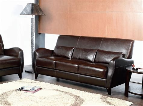 High End Dining Room Furniture Brands by Classic Style Italian Leather Bernadino Sofa Prime Classic