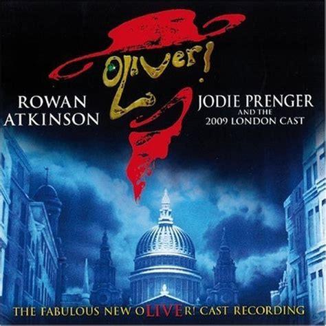 Ost Oliver ost musical oliver 2009 cast colsseum cd grooves inc