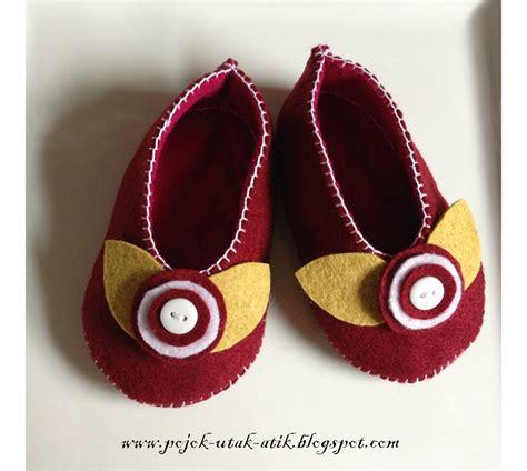 Sepatu Bayi Bahan Flanel 2 pojok utak atik sepatu bayi dari flanel resensi