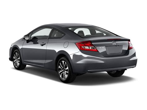 2 Door Civic by Image 2013 Honda Civic Coupe 2 Door Auto Ex Angular Rear
