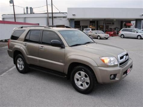 2006 Toyota 4runner Dimensions 2006 Toyota 4runner Sr5 Data Info And Specs Gtcarlot