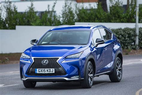 lexus crossover 2016 lexus nx crossover 2016 prices and equipment carsnb