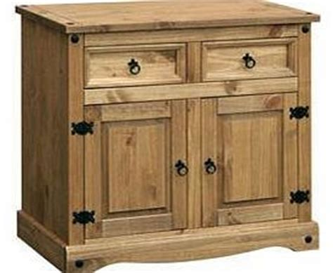 mercers furniture corona 2 door 2 drawer sideboard