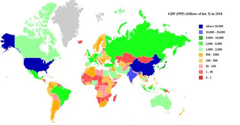 countries  gdp ppp  statisticstimescom
