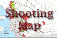 San Diego Gang Map by San Diego County Sheriff S Department