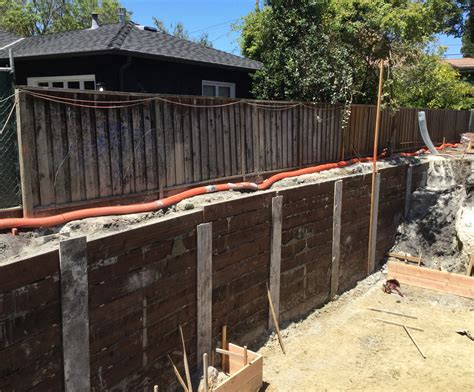 shoring excavation design foundation engineering