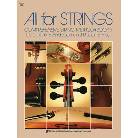 String Book - all for strings comprehensive string method book 1 for