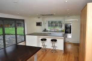Open Plan Kitchen Designs by Chartwood Design Ltd Kitchens