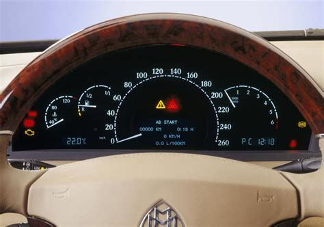 how cars engines work 2003 maybach 57 instrument cluster 2003 maybach 57 image