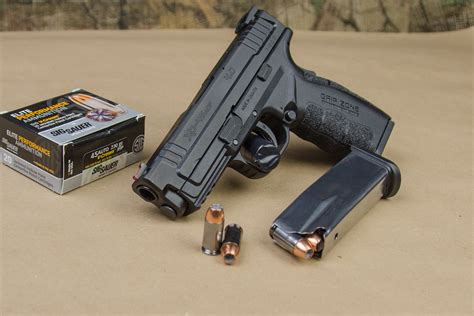 Go Big Or Go Home Springfield S Xd Mod 2 Service In