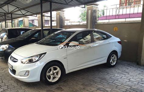 hyundai verna model and price buy hyundai verna 1 6 fluidic 2012 model buy used verna