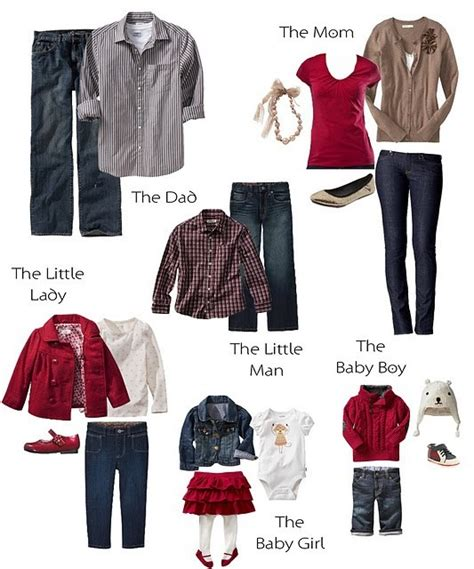 what to wear for your family christmas cards printable crush