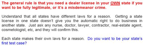 auto brokers license in florida free software