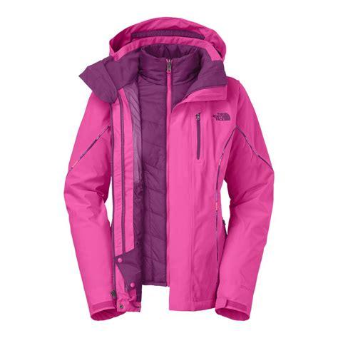 Jaket Tnf Womens 3 the sofiana triclimate 3 in 1 ski jacket
