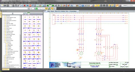 electrical drawing software industrial electricity ftz