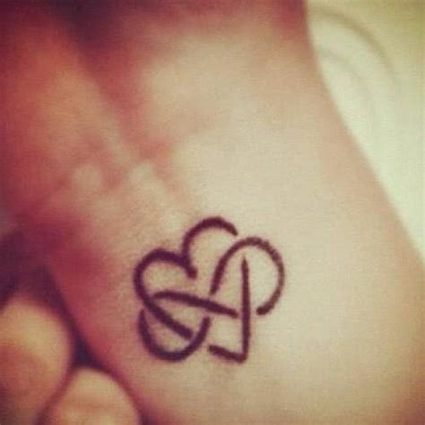 tattoo love forever love is forever tattoo on wrist tattooshunt com