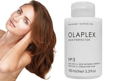 olaplex prices olaplex hair perfector 100 ml groupon goods