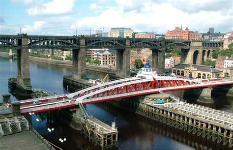 Swing Bridge River Tyne Wikipedia
