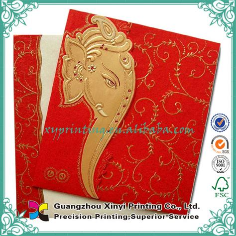 Wedding Invitation Card Bengali by Paper Printing Custom Design Bengali Wedding Invitation