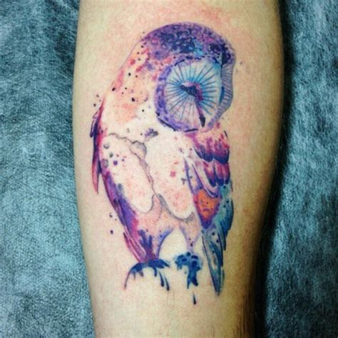 owl watercolor tattoo watercolor owl designs ideas and meaning tattoos