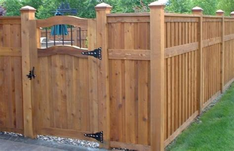 cost to fence a backyard wood privacy fence cost calculator antifasiszta zen home