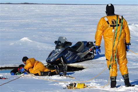 Canadian Finder Canadian Rangers Impress General During Search And Rescue Exercise Wawatay News