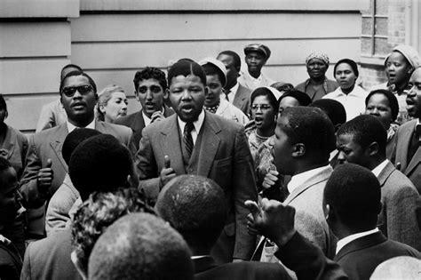 nelson mandela biography apartheid this day in history 1964 nelson mandela jailed for