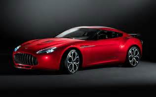 Who Is Aston Martin Aston Martin V12 Zagato Look Motor Trend