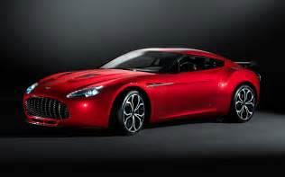 Aston Martin Or Aston Martin V12 Zagato Look Motor Trend