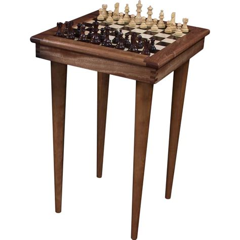 chess table wood chess table ode to wood