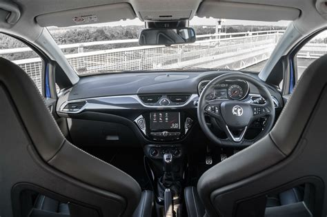 opel corsa opc interior 2018 vauxhall corsa vxr perfomance pack review