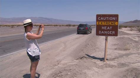 Valley Heat Record 100 Years Ago Valley Set A Scorching Record 134 Degrees Cnn