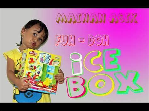 Doh Box Mainan Anak mainan kreatif anak jepang mainan anak perempuan