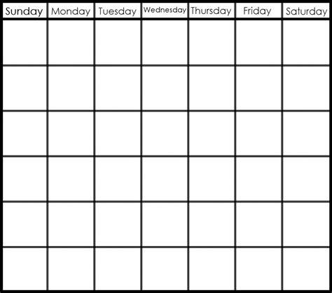 free printable two week goal calendar jamye sack