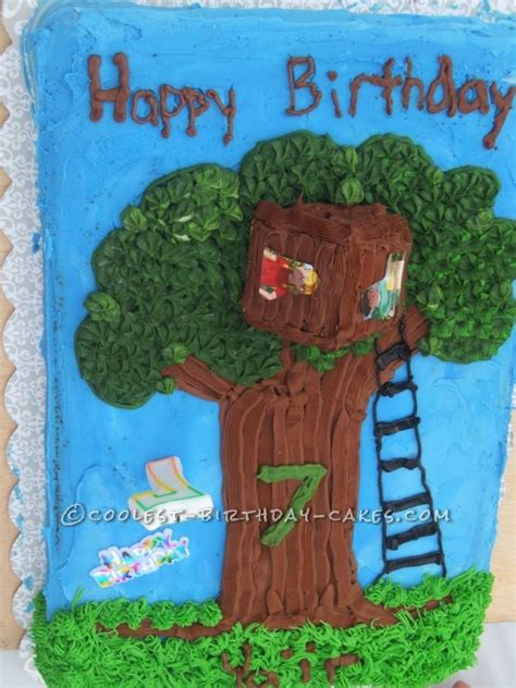 www magic tree house cool magic tree house cake
