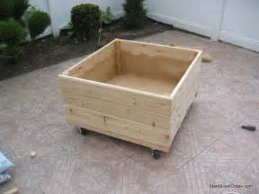vegetable planter box diy inspiration from t bone stark