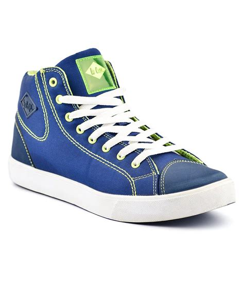 cooper blue lifestyle sneaker shoes price in india