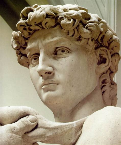 michelangelo david sculpture king david symbol of perfection and justice caravaggista