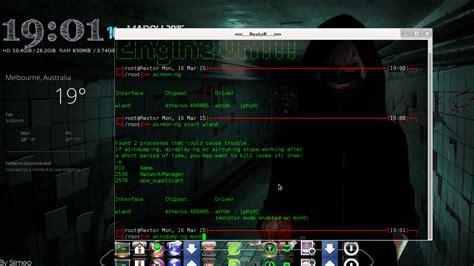 tutorial hack wifi dengan netcut cara hack wifi id dengan kali linux