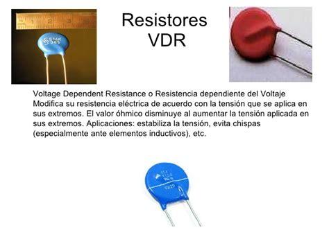 what is a vdr resistor vdr resistor 28 images varist 214 r vdr nedir resistores electronics component supplier