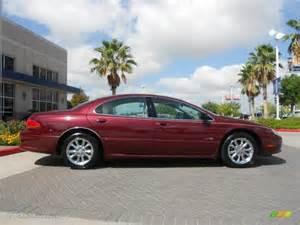 Chrysler 2000 Lhs Garnet Metallic 2000 Chrysler Lhs Standard Lhs
