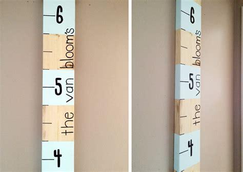 diy chalkboard growth chart diy growth chart craftbnb
