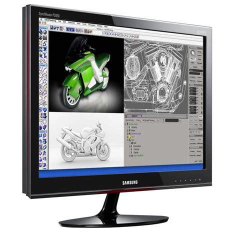 Monitor Samsung P2050 moniteur lcd samsung p2050 20 pouces 2 ms iris ma maroc