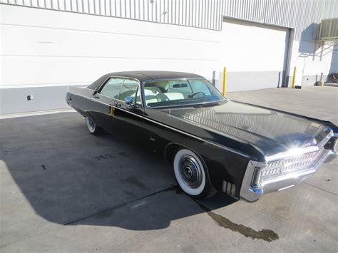 1969 Chrysler Imperial For Sale by 1969 Chrysler Imperial Crown Hardtop 2 Door 7 2l