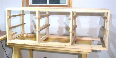 Building Drawers With Slides by Workbench Drawers