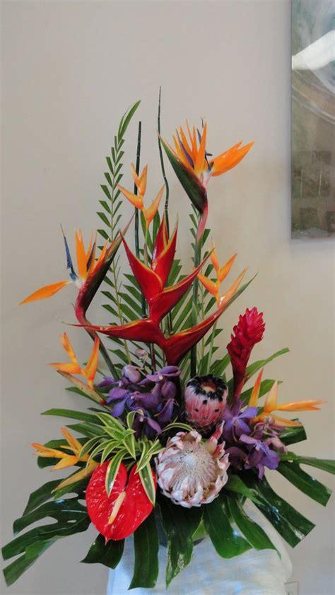 tropical flower arrangements centerpieces 78 best images about arrangements with strelitzia on floral arrangements bird of
