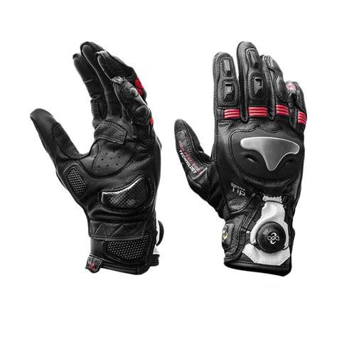 Sarung Tangan Kulit Carbon Look Protector jual tdr gloves explorer sarung tangan harga