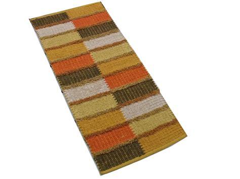 tappeti arancioni tappeti cucinascontati tappeti e prodotti tessili
