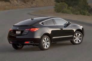 Zdx Acura 2010 Look Production Ready 2010 Acura Zdx