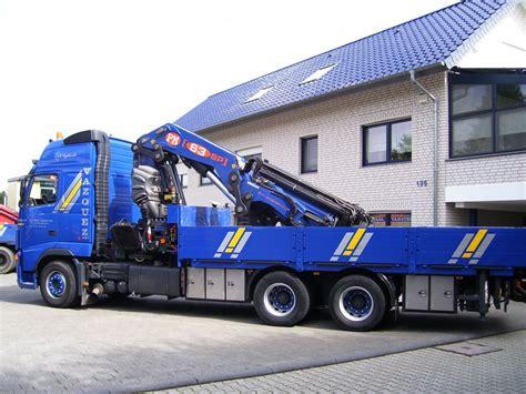 Bewerbung Daimler Mannheim Rafael Vazquez 174 Transporte Handels Gmbh Fuhrpark 3 Achs Kranwagen Volvo